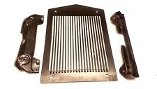 1982 Honda Goldwing GL 1100 Radiator Grill Grille with Mounting Brackets  #82A86