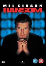 Ransom DVD | (Mel Gibson) (1996)
