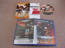 PS2 ZONE OF THE ENDERS THE 2ND RUNNER KON PAL ESPAÑA COMPLETO PLAYSTATION 2 SONY