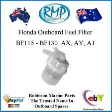 A Brand New Top Quality Fuel Filter Suits Honda BF115-BF130 # 16900-SR3-004