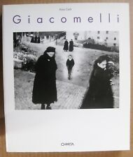 (Mario) Giacomelli: La Forma Dentro, 1995 Exhibition Catalog, English & Italian