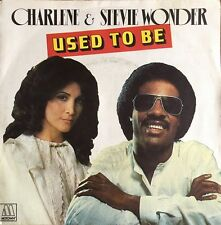 "Charlène & Stevie Wonder - Used To Be - Vinyl 7"" 45T (Single)"