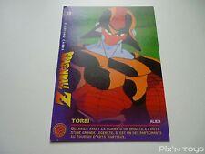 Carte originale Dragon Ball Z Fighting Cards N°50 / Panini 1999 BIRD STUDIO