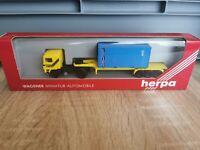 (M3) Herpa 839035 LKW H0 1:87 Volvo Choyang OVP