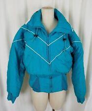 Vintage Powderhorn Squaw Valley Retro 80s 90s Puffer Parka Ski Jacke Damen 12