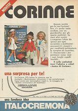 X9857 Corinne - ITALOCREMONA - Pubblicità 1976 - Advertising