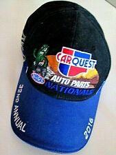 NWOT NHRA Drag Racing 2016 Hat Cap Carquest Auto Parts Nationals Phoenix