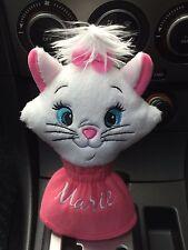 Marie Cat Aristocats Disney Car Manual or Round-Head Shift Knob Gear Stick Cover