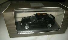 Minichamps 1:43 Mercedes-Benz C-Klasse Sportcoupe CL203 Obsidian-Schwarz Evo