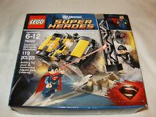 Lego Superman Metropolis Showdown DC Universe Super Heroes NEW SET in Box 76002