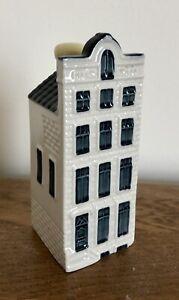 KLM Blue Delft Miniature House Number 67 (See Description)