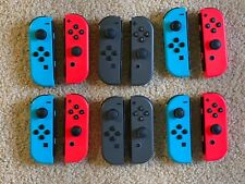 Refurbished A+ Condition Genuine Nintendo Switch Joy-Con Controllers