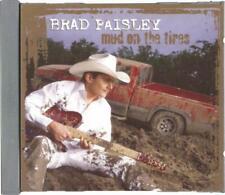 CD SALE!!!! ~ BRAD PAISLEY ~ MUD ON THE TIRES ~ 17 TRACKS