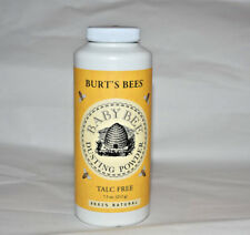 Burt's Bees Baby Bee Dusting Powder Talc Free - Sealed