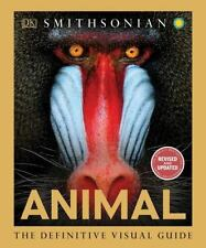 Animal: The Definitive Visual Guide, DK, Good Condition, Book