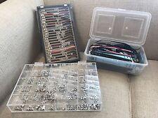 Wholesale Lot Swarovski Crystal Letters Custom Make Leather Bracelets Sorority