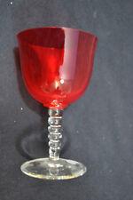 Cristal, copa de vino, mundgeblasen