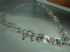 Kette Ypsilonkette 925 Silber vergoldet