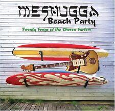 Meshugga Beach Party / Twenty Songs of the Chosen Surfers - CD (2005)