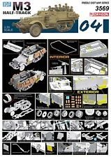 1/35 Dragon IDF Israeli M3 Half-Track #3569