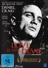 LOVE IS THE DEVIL (Daniel Craig, Derek Jacobi) NEU+OVP