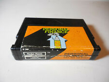TRS-80 Personal Finance - Tandy Coco color computer cartridge - WORKS