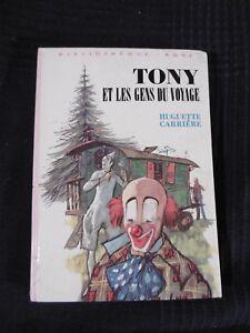 Buch Bibliotheca Rosa Tony Und Die Menschen Der Voyage Hachette