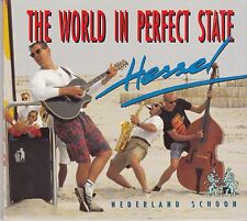 Hessel-The World In Perfect State cd maxi single