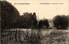 CPA Arc en Barrois - Le chateau et le Parc (368342)