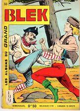 BLEK NUMERO 80 LUG 1966 PASSIONNANT