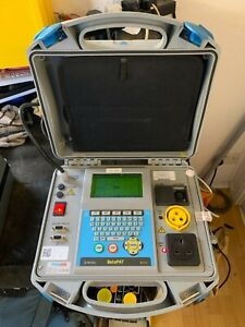 Metrel MI2141 Portable Appliance Tester BETA PAT Tester (O)