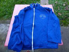veste de  survetement vintage Joinville training bleu