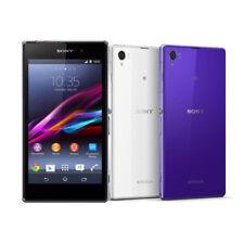 Sony Ericsson Xperia Z1 C6903 16GB Original Unlocked 4G LTE Smartphone