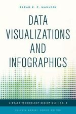 DATA VISUALIZATIONS AND INFOGRAPHICS - MAULDIN, SARAH K. C. - NEW BOOK