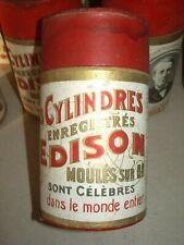 29 CYLINDRES DE MUSIQUE EDISON pour phono