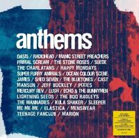 ANTHEMS FEAT. OASIS, PIXIES, RADIOHEAD ETC. 2 VINYL LP NEW!