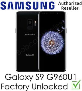 Samsung Galaxy S9 G960U1 Open Box Sprint AT&T T-Mobile Verizon Factory Unlocked