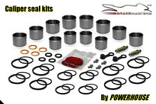 Suzuki GSX-R750 SRAD front brake caliper piston seal rebuild kit 1998 1999
