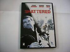 SHATTERED GIOCO MORTALE - DVD NUOVO - PIERCE BROSNAN - GERALD BUTLER