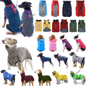 Pet Dog Puppy Vest Jacket Coat Sweater Pullover Raincoat Winter Apparel Clothes