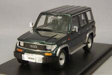 1/43 Hi-Story Toyota LAND CRUISER 70 PRADO SX Wide 1993 Green HS163GR
