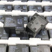 G8P-1C4P-24VDC  G8P-1A4P-24VDC  omron  relay  30A 24V 5PIN . NEW . 1PCS PER LOT