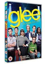Glee Complete Series 6 DVD All Episode Sixth Season Original UK Release New R2