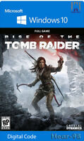 Rise of the Tomb Raider PC Digital read the description