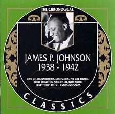 James P. Johnson: The Chronological Classics, 1938-1942, Johnson, James P., , Ne