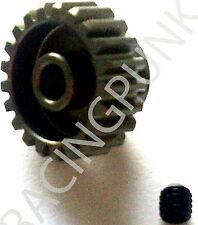 RC Car Alloy 7075 540 Motor Pinion Gear 0.6P 0.6 P 23 Teeth 23T Tooth for Tamiya