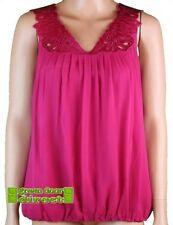 Maglie e camicie da donna rosa Casual Taglia 40