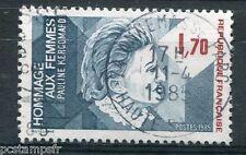 FRANCE - 1985, timbre 2361, PAULINE KERGOMARD, oblitéré