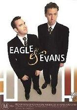 Eagle & AND Evans (2-Disc Set) ABC TV sketch comedy GENUINE REGION 4 DVD RARE