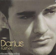 Darius - Rushes 3 track CD single plus poster